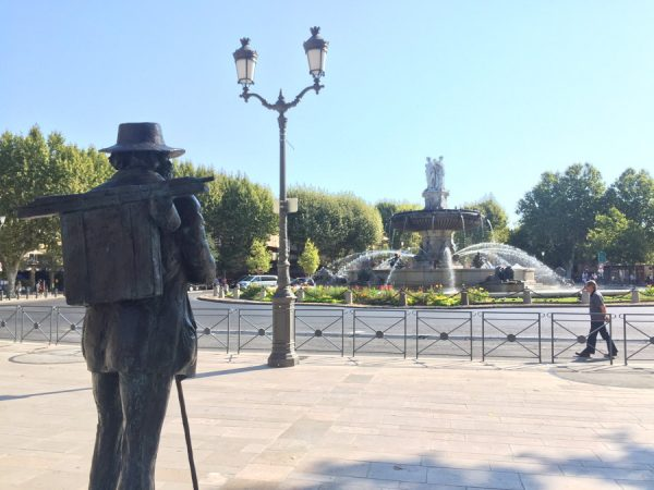 Visite Guidée Aix en Provence