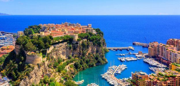 Franck Guide Monaco & Côte d'Azur