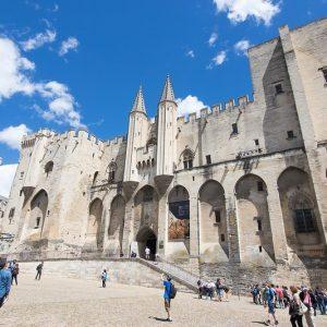 Visite guidée du Palais des Papes, Visiter Avignon, Guide Avignon