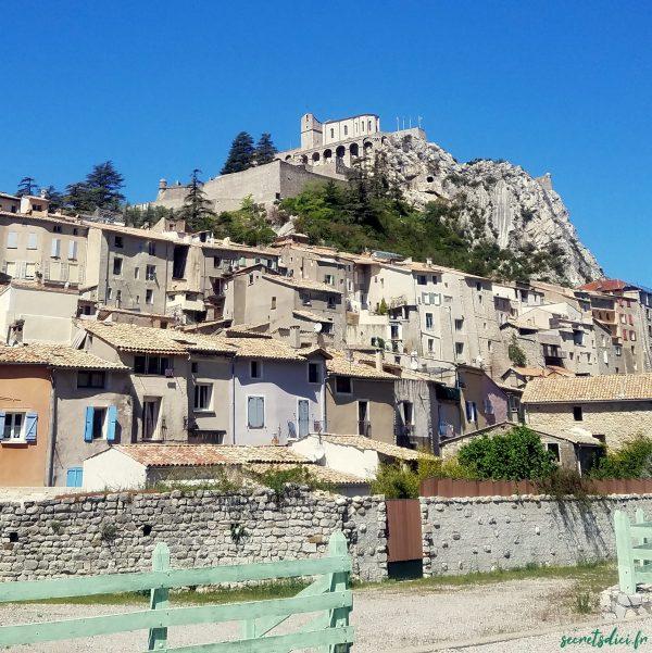 Visite Sisteron