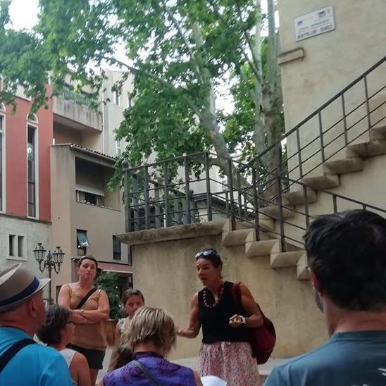 Marga la guia en Occitanie et Provence