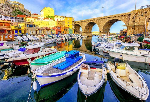 Marseille à la cool, Guide Touristique Marseille