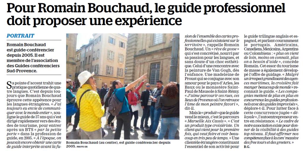 Guides Conférenciers Marseille