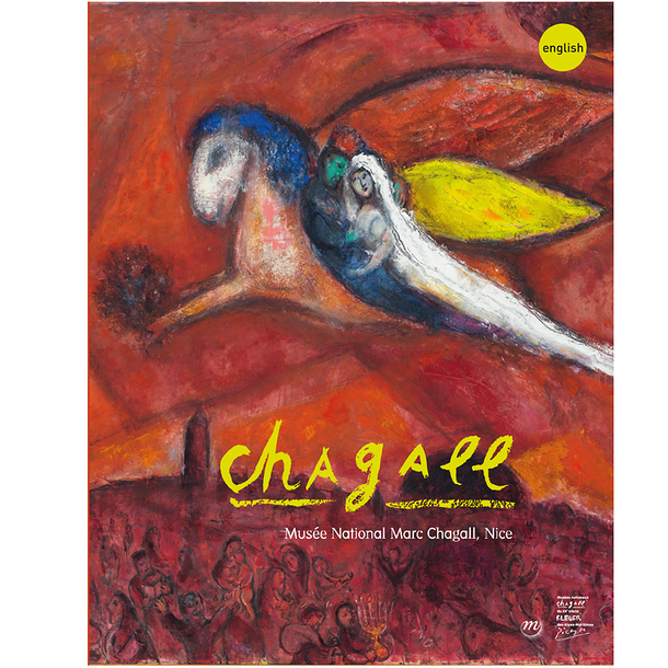 Visite Nice Chagall