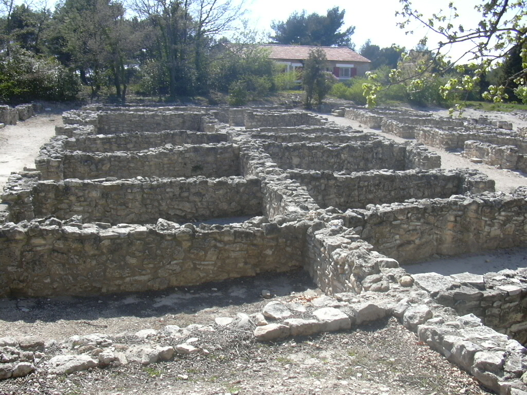Visite Provence Romaine