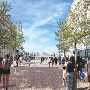 Visite Marseille Canebiere