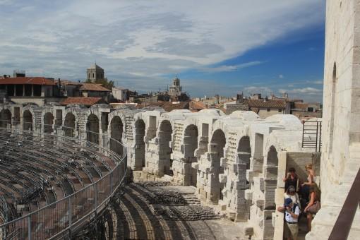 Visite Arles