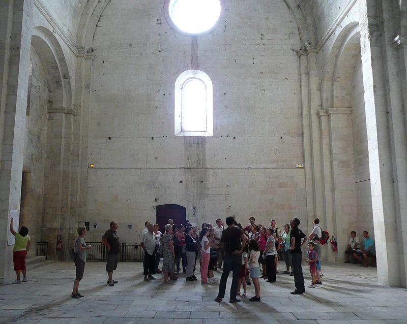 Visite Guidée Montmajour