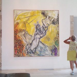 Excursion Nice Musée Chagall