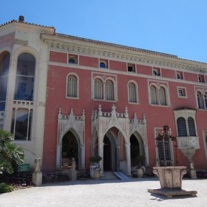 Visite Nice Rothschild
