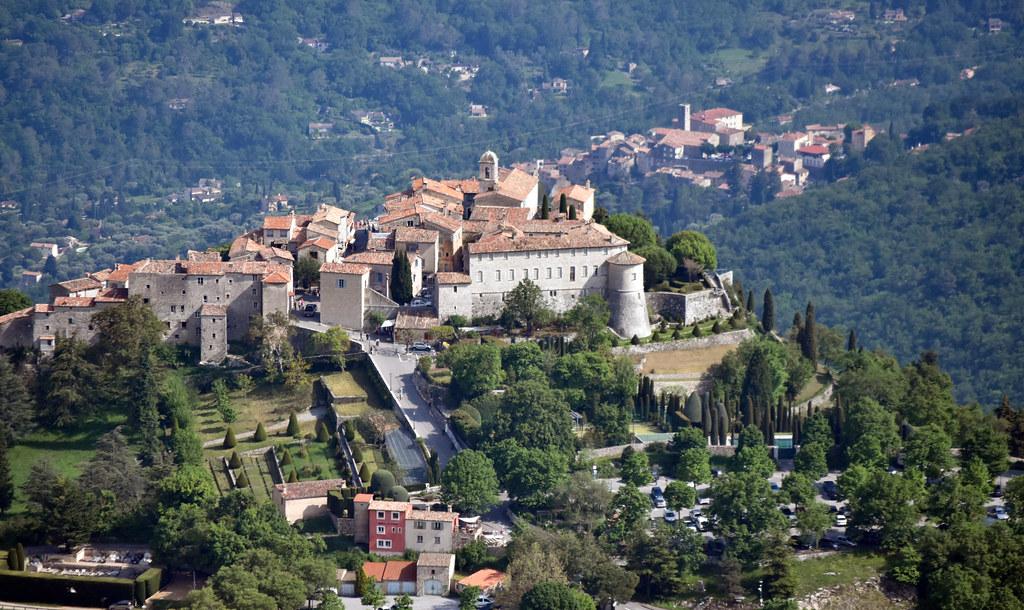 Visite Guidée Gourdon, Village Côte Azur, Guide Côte Azur