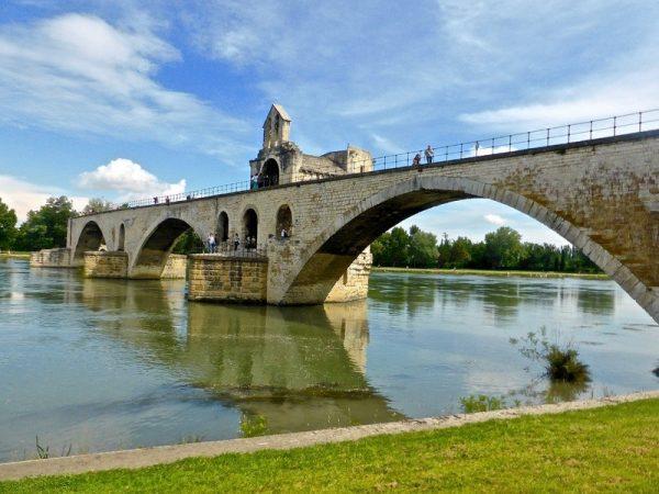 Visite Avignon Vélo