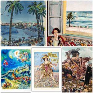 Visite sur les peintres de Nice