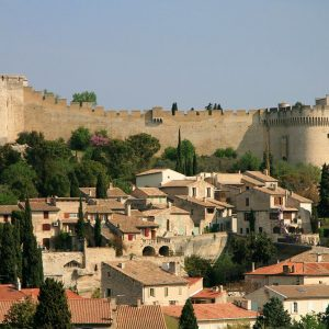 Guide Villeneuve les Avignon, Visiter VIlleneuve les Avignon